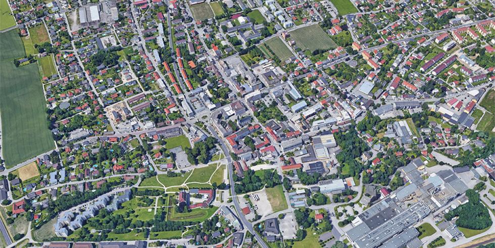 Dru, die Stadt am Fluss: 1.000 Jahre Traun